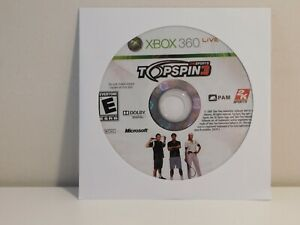 Topspin-3-Xbox-360-Disc-Only-Cleaned-and-Tested