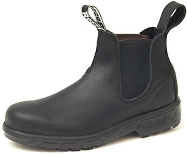 Rossi Boots Style 701 black - Mit Stahlkappe
