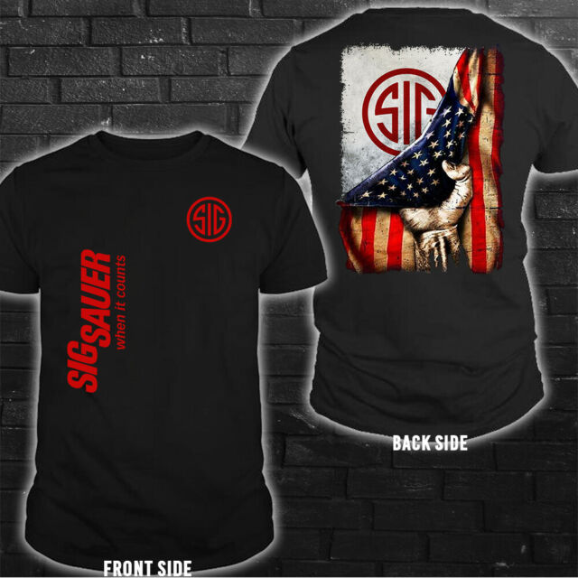 SIG Sauer/Guns/P320/SIG516/P226/1911/M17 Men's US T-Shirt Hot Gift