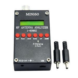 2018-New-Mini60-Sark100-HF-ANT-SWR-Antenna-Analyzer-Meter-Bluetooth-Android-APP