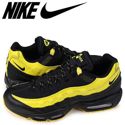 Nike Air Max 95 Frequency Pack Tour Yellow White Black AV7939 001 Men's 8 13 | eBay