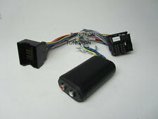2 Cinch VW Golf 7 Quadlockkabelsatz 1:1 High Low Adapter original Radio Remote