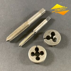 M7 x1.0 RH tungsten steel Hand taps Inter Plug+OD 25mm die button tapping Drill