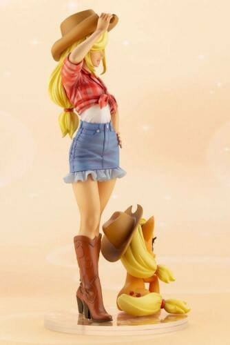 He My Little Pony Bishoujo in PVC 1//7 Applejack KOTOBUKIYA PREORDER