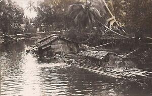 REAL-PHOTO-Java-INDONESIA-Bum-boat