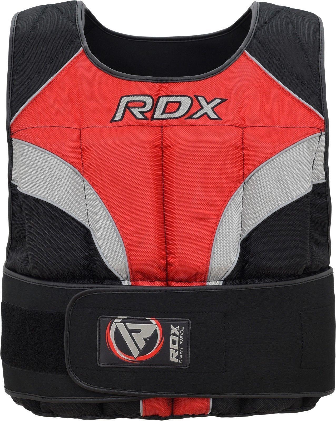 RDX Poids Amovible Vestes Lestées Gilet Réglable Veste Entrainement Musculation Poids RDX b367ef