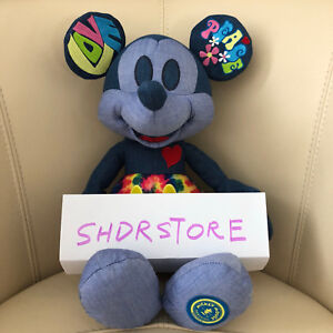 NWT MICKEY MOUSE MEMORIES MARCH LIMITED RELEASE PLUSH US DISNEY STORE