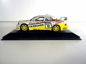 Coche-a-escala-Pauls-Modelo-Art-Minichamps-Mercedes-baumler-Pirelli-TOP