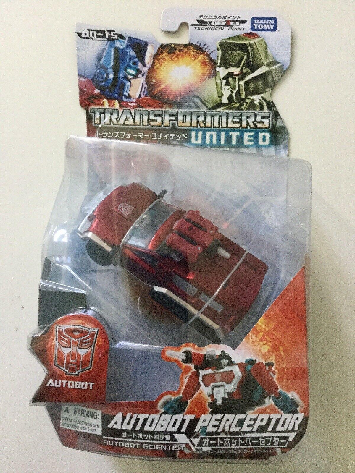 Transformers United UN-15 Autobot Perceptor