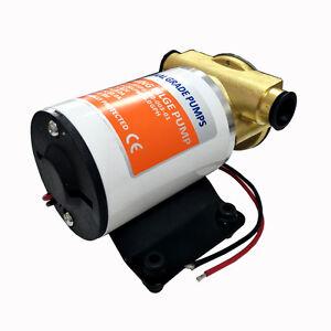 Image Is Loading Dc 24v Engine Oil Change Gear Pump 7