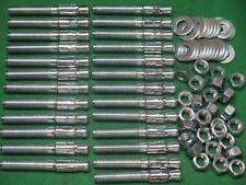 "7206SD E12-1020 Powers Fasteners 1-3//4/"" x 1//4/"" Concrete Wedge-Bolt 100"