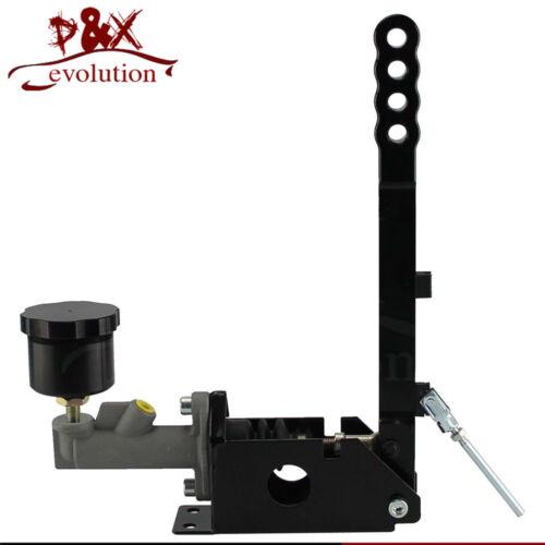 Oil tank Hydraulic Vertical Handbrake With Locking Device 0.7 Master Cylinder