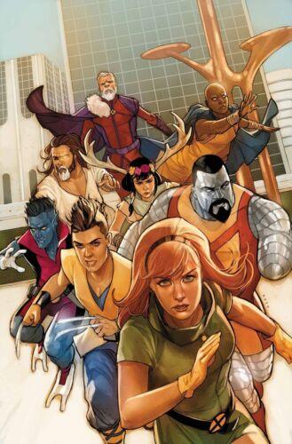STOCK PHOTO AGE OF X-MAN MARVELOUS X-MEN #1 OF 5