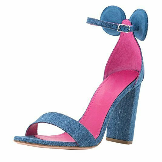 best-seller Donna Donna Donna  high block heels Roman metallic ankle strappy sandals patent leather  salutare