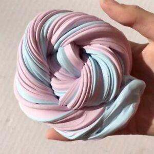 Ninos-Fluffy-Floam-Slime-no-borax-arcilla-de-modelado-3d-lodos-de-Juguete-de-alivio-de-tension