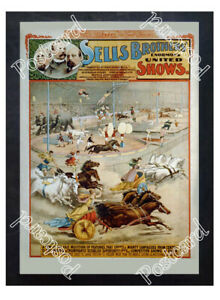 Historic-Sells-Brothers-039-Enormous-Shows-ca-1885-Advertising-Postcard