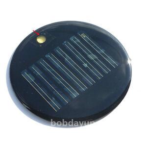 0 16w 4v Round Mini Solar Panel Module Solar System Solar