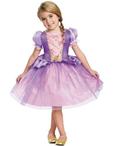 Girl/'s Disney Rapunzel Costume