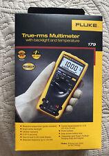 New Listingfluke Fluke 179 Digital Multimeter 1000 Max Ac Volts 1000 Max Dc Volts