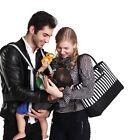 New Fashion Waterproof Mummy Tote Handbag Baby Diaper Nappy Changing Bag Mat !