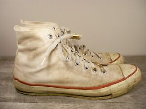 Vintage-Converse-All-Star-Chuck-Taylor-Made-In-USA-Men-039-s-High-Top-Sneakers-12