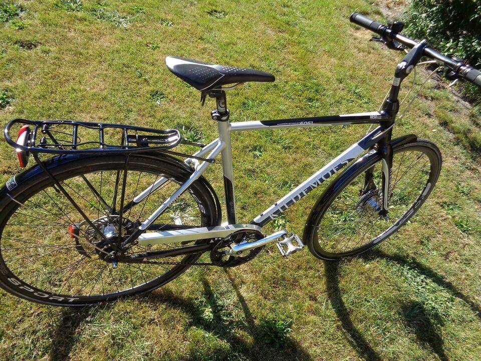 Herrecykel, Kildemoes Citybike, 55 cm stel