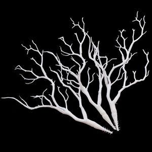 wei manzanita hochzeit zimmer deko pflanze baum ast k nstlich chemisch 36cm x3 ebay. Black Bedroom Furniture Sets. Home Design Ideas