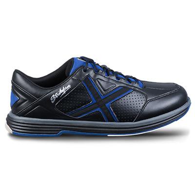 KR Strikeforce Aviator Black//Blue Mens Bowling Shoes