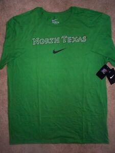 a8bf5a64433b 25) NIKE North Texas Mean Green ncaa Jersey Shirt Adult MENS MEN S ...