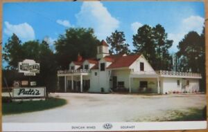 Details About 1950 Chrome Patti S Italian Restaurant Jacksonville Fl
