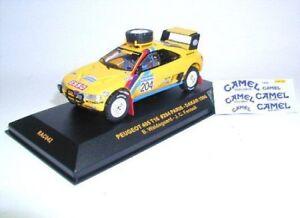 Peugeot-405-t16-n-204-rally-paris-dakar-1990-Ixo-1-43