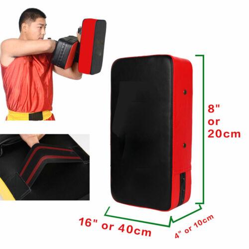 Strong Kick Boxing Strike Shield Pad Muay Thai Target Pads Punch Bag Focus Mitts