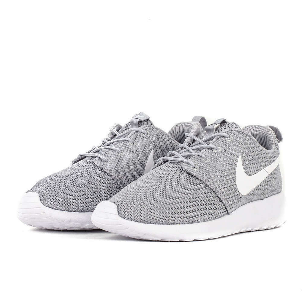 Nike Men's Roshe One 511881-023 Grey/White Sz 9
