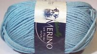 Naturally Merino Et Soie 10-ply Yarn; Choose A Color
