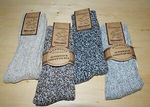 Paires norvégien 4 Norvégiennes 12 lavé Chaussettes pré Norvégien chaussettes Ou qpST1W70