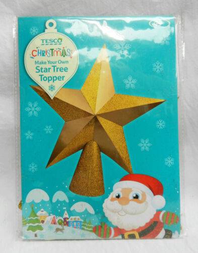 3 years Children/'s Crafts Make your Own Star Tree Topper