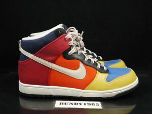 Sb Jordan hombre para 321762 Suprem Dunk High P Be Nike Cement Sz 611 13 True qnZvw1Fx