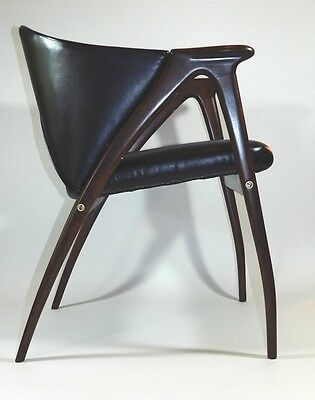 Mid Century Modern Chair Eames Miller