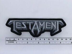 """5,51/""""x1,57/"""" Finntroll band patch 14cm x 4cm"""