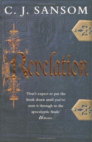 1 of 1 - BOOK-Revelation (The Shardlake Series),C. J. Sansom- 9780230736238