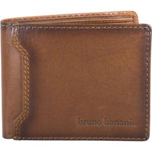 7cf5c1f8d4e4a Das Bild wird geladen Bruno-Banani-Portemonnaie-Geldbeutel-Herren -DERBY-buff-leather-