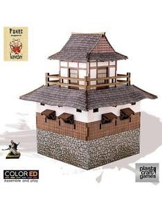 Plast-Craft-Games-Fukei-Colored-Sumi-Tower-Kensei-box-new