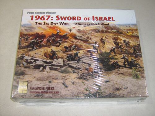 1967 Sword of Israel New