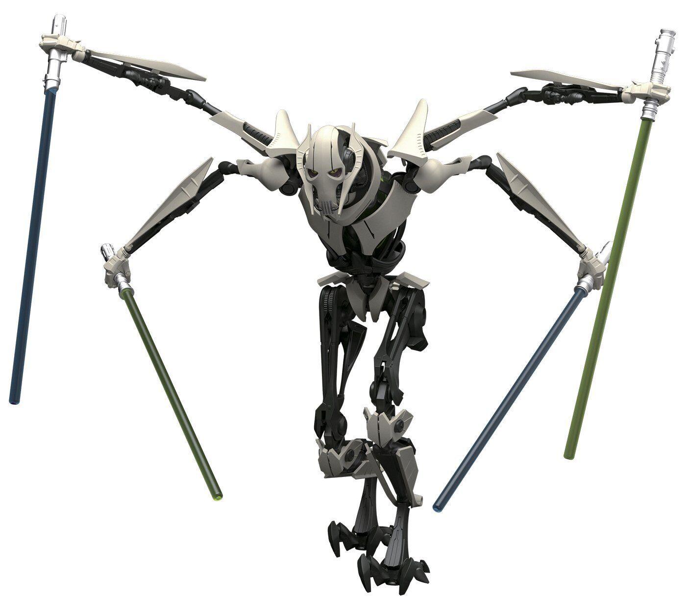 Bandai Star Wars General Grievous 1 12 Plastic Model Kit Japan Import F S