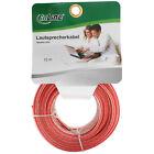 InLine Lautsprecherkabel 2x 4mm² CCA transparent Kabel