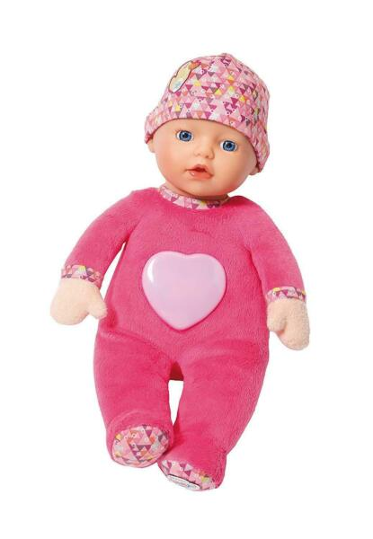 Zapf Creation Baby Born First Love Doll Pink 30cm Soft Toy