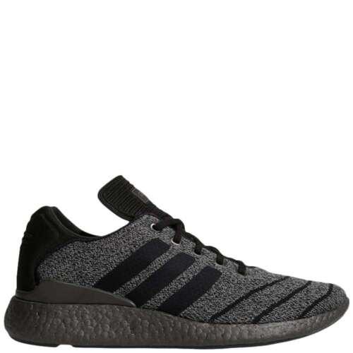 MCQ1160 Adidas Busenitz Pure Boost PK Men/'s Grey Fashion Sneakers