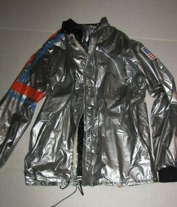 1970-039-s-Nascar-Grand-Prix-Watkins-Glen-Rain-Jacket-Rare-Vintage-LARGE