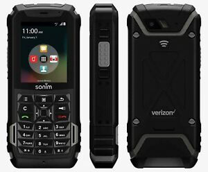 Sonim-XP5-XP5700-4GB-Black-Verizon-Rugged-Basic-Phone-with-WiFi-Feature-and-PTT