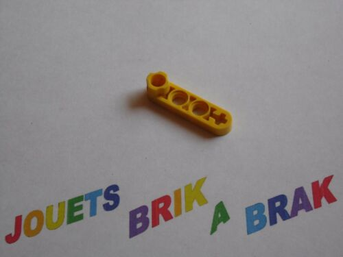 Lego briques technic liftarm beam 1x4 trous x 0,5 choose color ref 2825